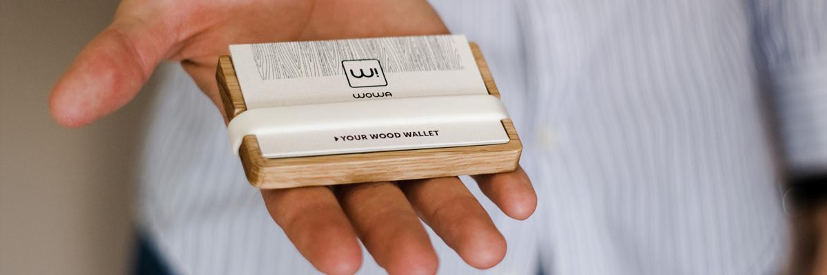 Wowa, a te pénztárcád fából