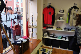 Monokrom Design Store, Pécs, kép
