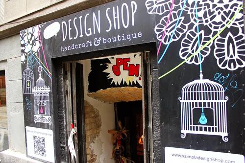 Szimpla Design Shop, kép