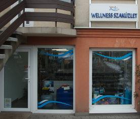 Wellness Szaküzlet, Debrecen, kép